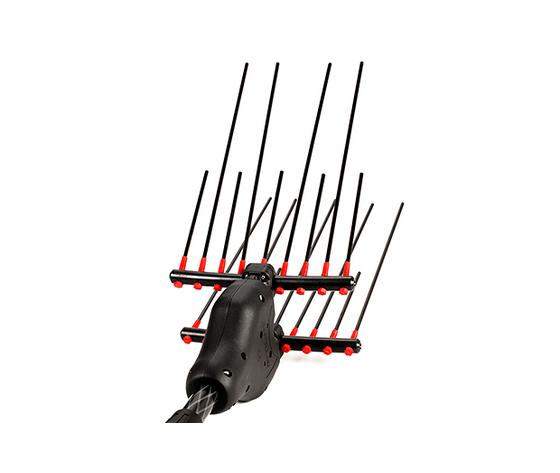 Scuotitore Elettrico Tornado Carbon V3 Castellari