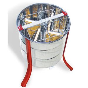 Smelatore reversibile '4Langstroth' gabbia 4 tasche, 4 melari Lang., motore Gamma