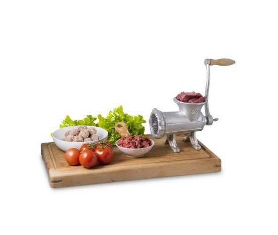 Reber tritacarne manuale in ghisa n22 trita carne cucina professionale 8683n 29228