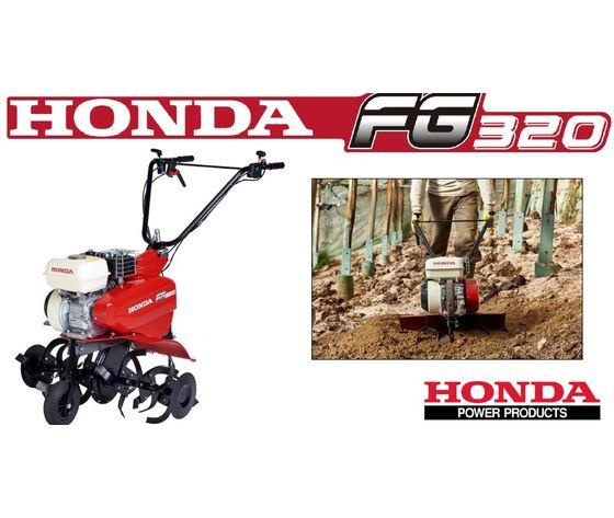 Motozappa honda fg 320   specifiche 2