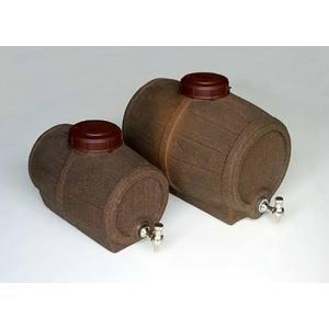 Botte per vino e olio 200 lt TELCOM