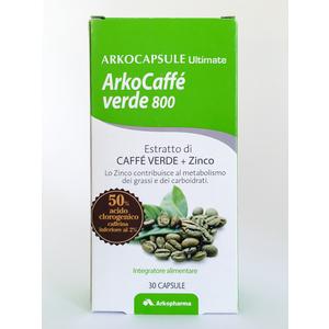 Arkocaffè verde 800 30 capsule