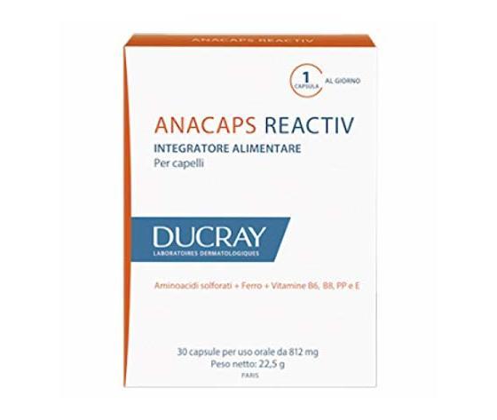 Ducray Anacaps Reactiv 30cps