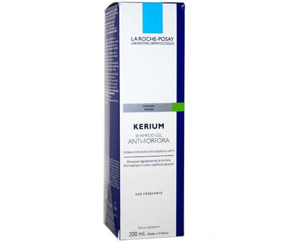 La Roche Posay Kerium Shampoo Antiforfora Cute Grassa