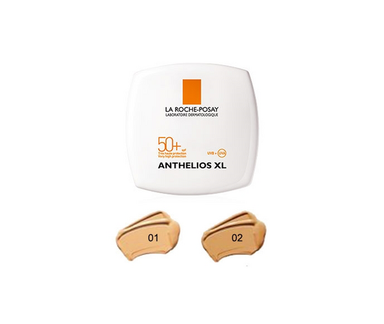 Anthelios XL Crema-Compatta Uniformante SPF 50 02 Oro 9g