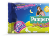 Pampers sole e luna salviette