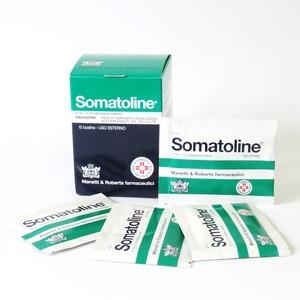 SOMATOLINE 15 BUSTE