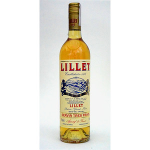 VERMOUTH LILLET BIANCO