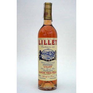VERMOUTH LILLET ROSE'