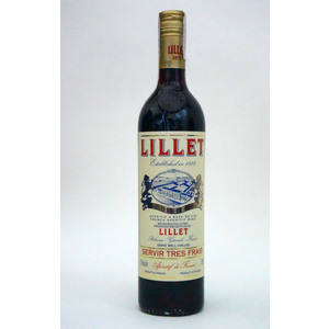 VERMOUTH LILLET ROSSO