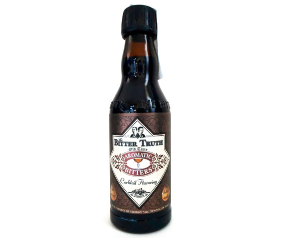 THE BITTER TRUTH AROMATIC BITTERS OLD TIME