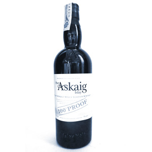 WHISKY PORT ASKAIG ISLAY 100° PROOF