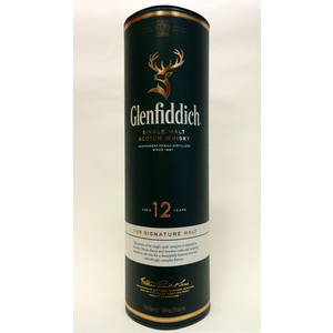 WHISKY GLENFIDDICH 12Y