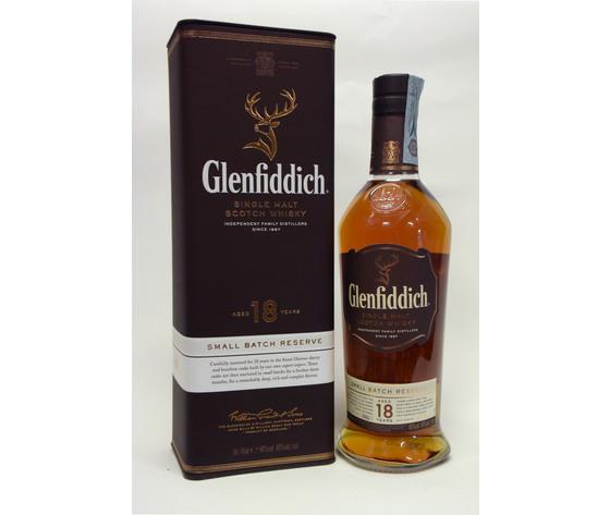 WHISKY GLENFIDDICH 18Y