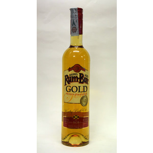 RUM BAR GOLD WORTHY PARK