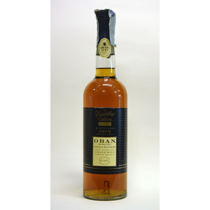 """WHISKY OBAN """"THE DISTILLERS EDITION"""" 15Y"""