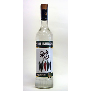 VODKA STOLI HOT