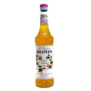LE SIROP DE MONIN FRUIT DE LA PASSION
