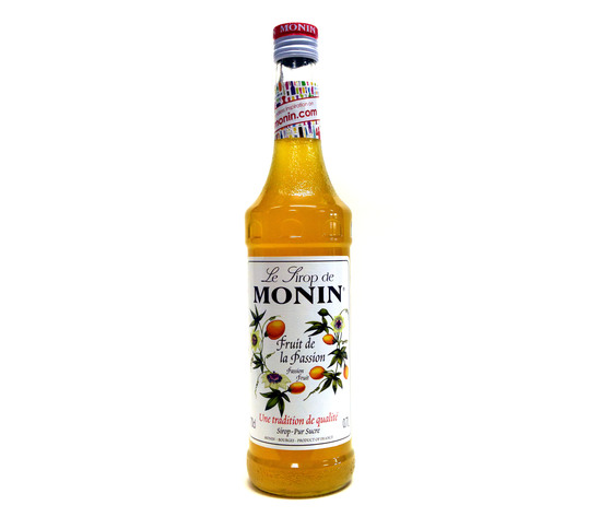 LE SIROP DE MONIN FRUIT DE LA PASSION