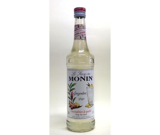 LE SIROP DE MONIN GINGEMBRE
