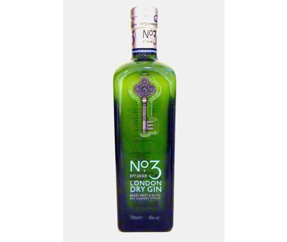 Gin london dry n°3