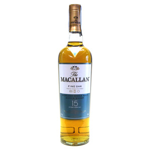 WHISKY THE MACALLAN 15 YEARS OLD