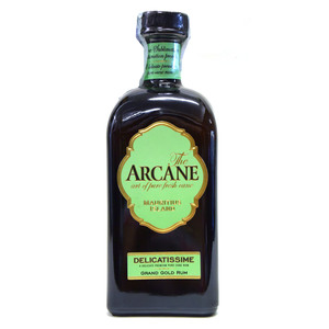 RUM THE ARCANE DELICATISSIME