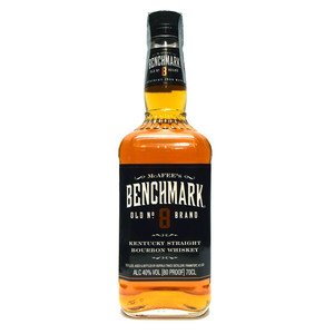 BOURBON BENCHMARK OLD N.8 BRAND