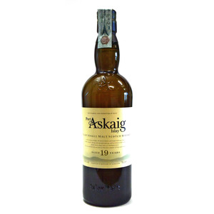 WHISKY PORT ASKAIG 19 YEARS OLD