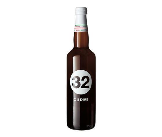 Birra artigianale 32 via dei birrai - Curmi 75cl