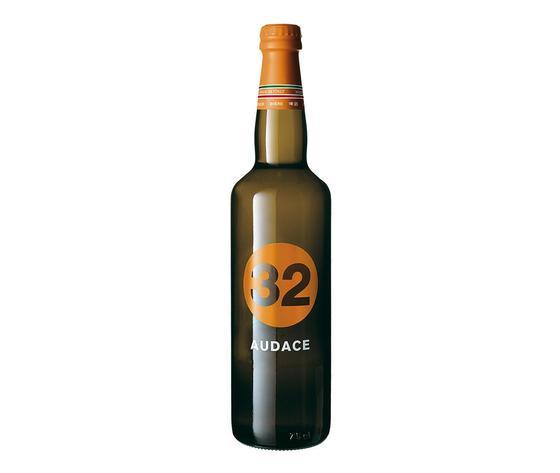 Birra artigianale 32 via dei birrai - Audace 75cl