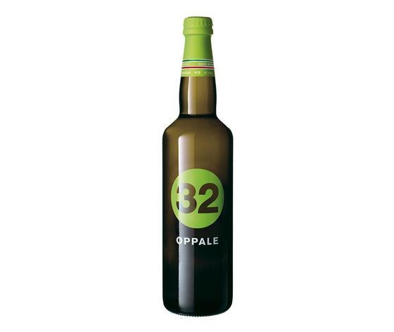 Birra artigianale 32 via dei birrai - Oppale 75cl