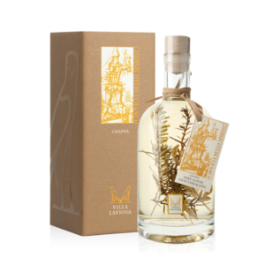 Grappa alle erbe alpine 40% vol 50cl