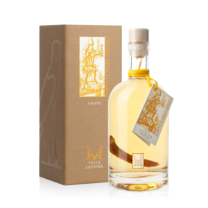 Grappa alla genziana 40% vol. 50cl