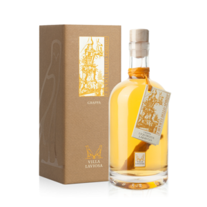 Grappa alla liquirizia 40% vol. 50cl