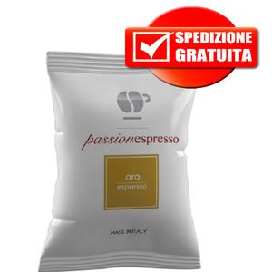 200pz lollo caffe' Oro comp. nespresso gusto delicato