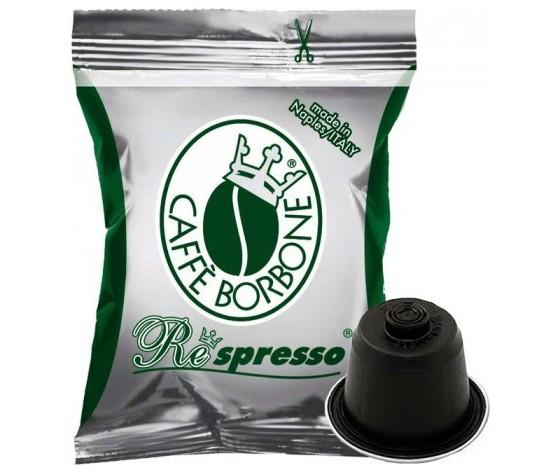 100pz borbone respresso comp. Nespresso Dek