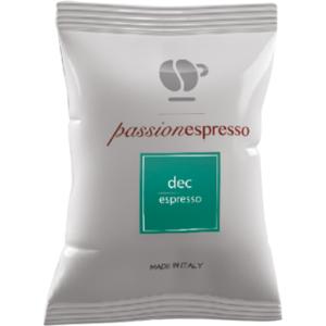100pz lollo caffe' decaffeinato comp. nespresso