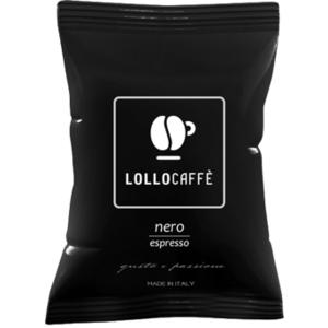 100pz lollo caffe' nero comp. lavazza espresso point