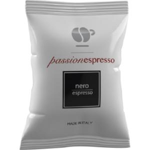 100pz lollo caffe' nero comp. nespresso gusto forte
