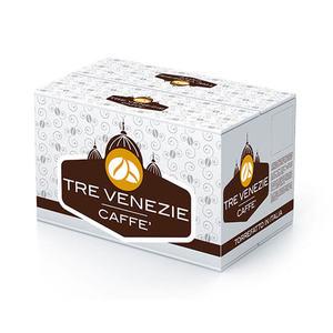 100pz Decaffeinato compatibile lavazza espresso point Tre Venezie