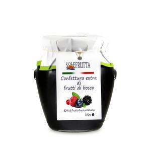Confettura extra di frutti di bosco 350g