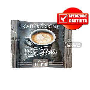 600pz Borbone Don Carlo Nero comp. Lavazza a Modo Mio