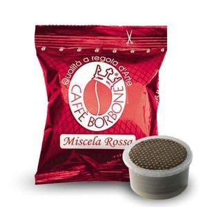 300pz borbone rosso lavazza espresso point