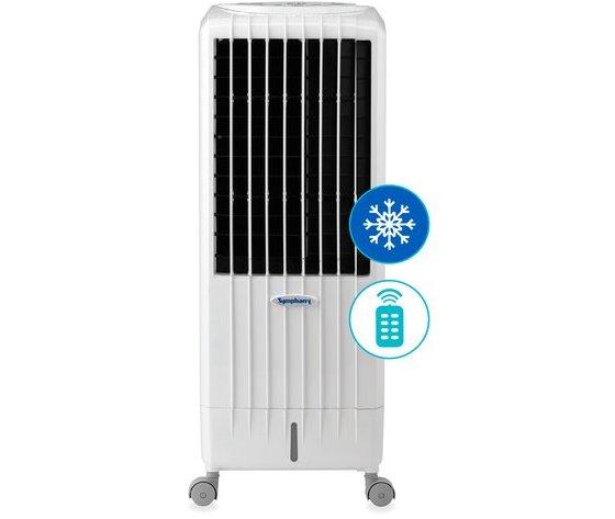 Climatizzatore Raffrescatore Evaporativo Symphony Diet 8i con tecnologia I-pure