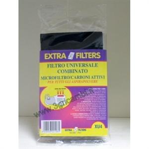 Filtro Combinato Microfiltro/Carboni attivi