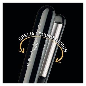 Special Round Design: piastre arrotondate per ottenere uno styling liscio o mosso