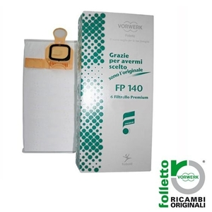 SACCHETTI ORIGINALI FOLLETTO Vk 140- Vk150