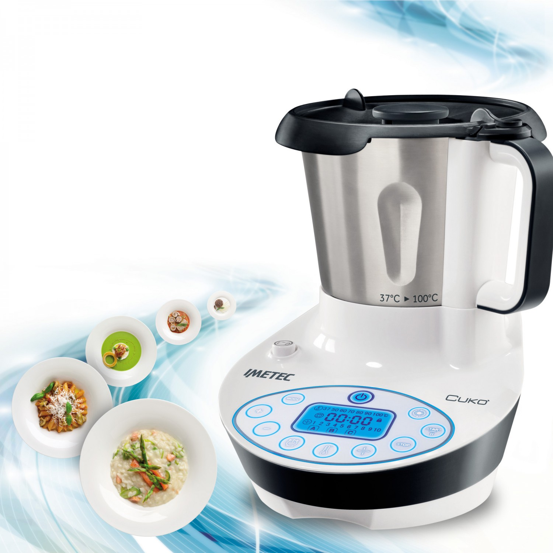 imetec cooking machine cuko robot multifunzione - DIEMME SHOP