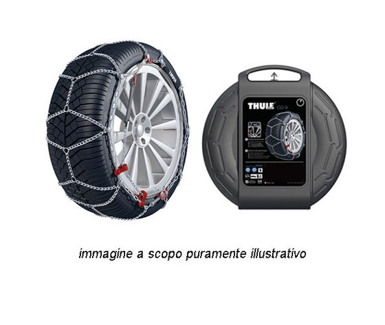 CATENE CONFORT MAGIC THULE CG9